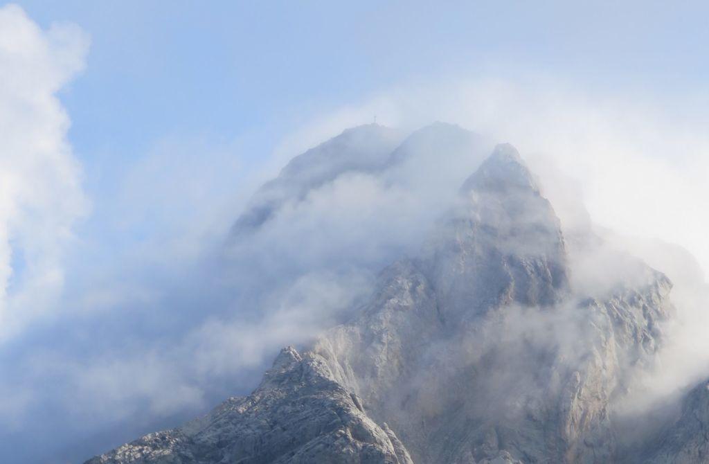 Pointe Perçée 2752m-Massif des Aravis