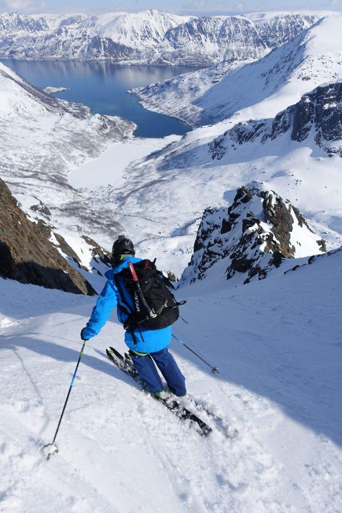 Ski et Exploration du Finnmark en Norvége