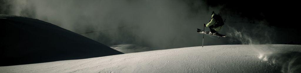 Ski Freeride La Clusaz