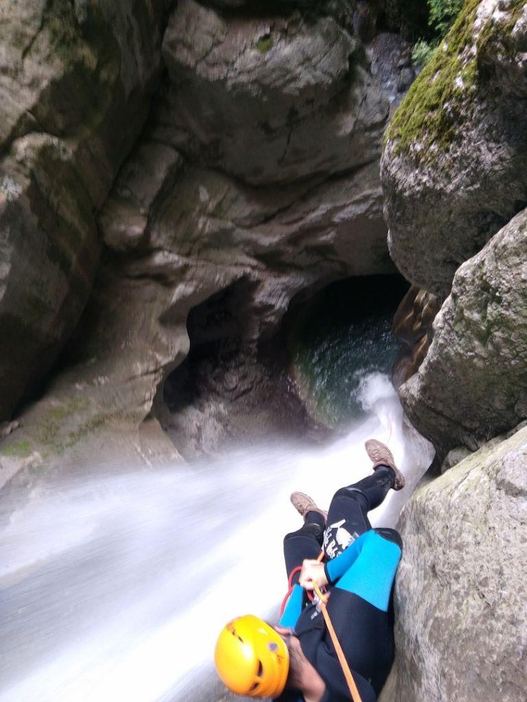La Grande Cascade d'Angon