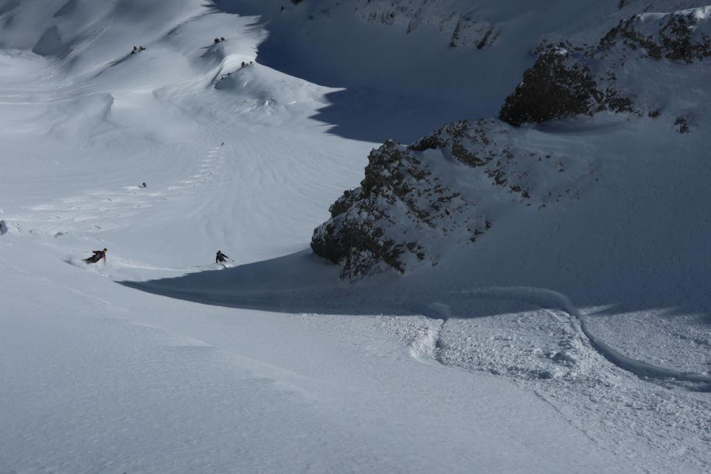 Ski de rando Bauges