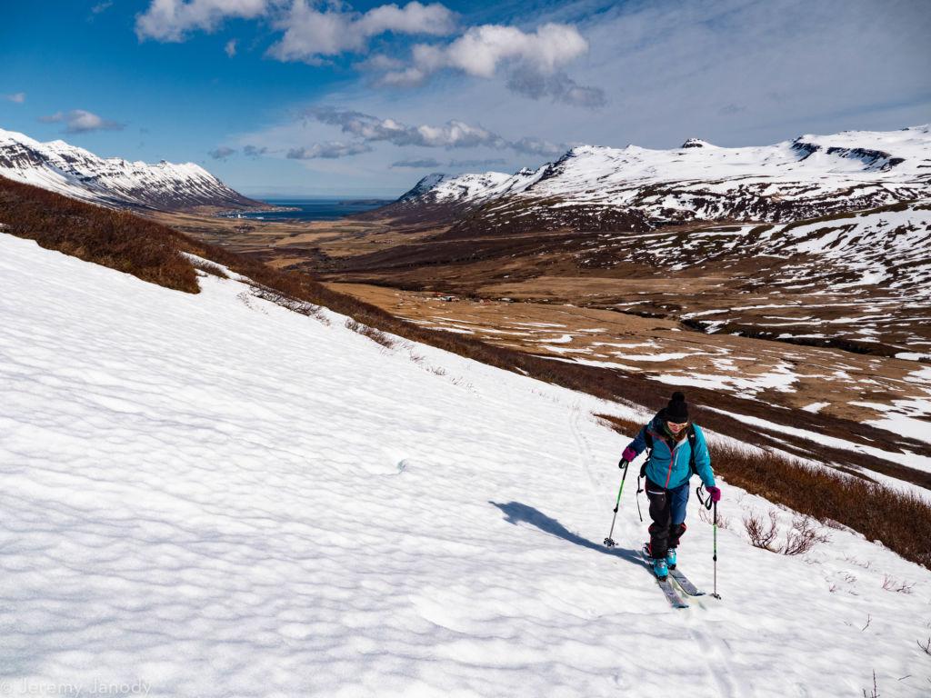 Ski de randonnée depuis Neskaupstadur